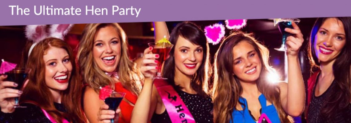 Hen Parties at Heart of England