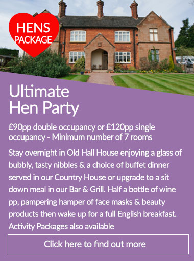 Heart of England Hen Parties