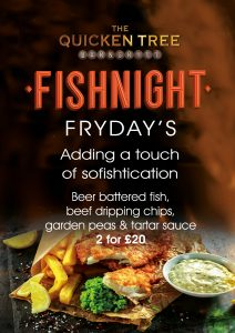 Fish Night Poster